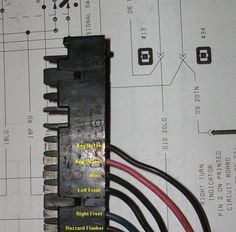 Under-hood fuse box diagram: Chevrolet Suburban (1995 ...