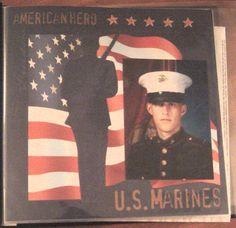 Marine Graduation - Scrapbook.com