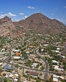 10 Hot Spots for Global Homeowners. #6 spot: Phoenix-Mesa-Glendale, Arizona