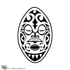 Rugby. Protection. We were asked for a rugby related design enclosed inside an oval ball shape. We placed a tiki in it, a symbol of protection and tradition, holding a rugby ball in its hands. In the lower part of the[...] http://www.tattootribes.com/index.php?newlang=English&idinfo=7250