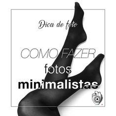 O minimalismo não é a ausência de elementos, mas sim, a quantidade certa deles. Nesta dica de foto, alguns macetes para deixar suas fotos mais clean.  www.priscilamaboni.com