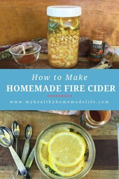How to Make Fire Cider at Home | Home Remedies | Herbs | Herbal Remedies | DIY