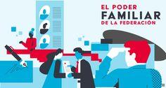 <p>México.- Hijos, parejas, papás, sobrinos, tíos, cuñados y hasta suegras de al menos 500 jueces y magistrados ocupan plazas en