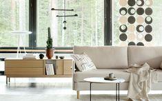 Tapio Anttila Collection - Tapio Anttila Collection Sofa Bed Design, Decor, Bed Design, Curtains, Bed, Sofa, Summer Cottage, Home Decor, Cottage