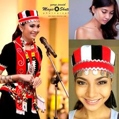 SONIA NAIDU-MISS BODY BEAUTIFUL BHF 2014 & 1st Runner Up-MISS SARAWAK ETHNIC BIDAYUH Borneo Hornbill Festival 2014 Hello there friends and family, I would like to thank everyone who supported me all the way through in this beauty pageant, Miss Borneo Ethnic Pageant 2014. I managed to get First Runner Up for Miss Bidayuh category and subsidiary title of Miss Body Beautiful! It's truly a blessing.