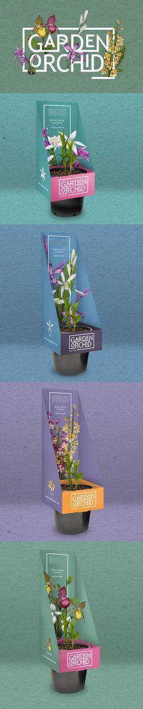 #Branding #Design #Logodesign #Packagedesign #Packaging #Dutchdesign #TheHague #Flowers #Flowerpower #Garden #GardenOrchid #Orchids