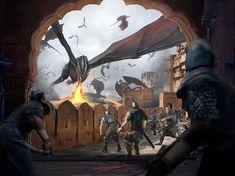 Too most dragon! Dany's Dragons, Game Of Thrones Dragons, Game Of Thrones Houses, Mother Of Dragons, Game Of Thrones Poster, Game Of Thrones Art, Casa Targaryen, Daenerys Targaryen, I Love Games