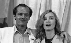 Jack Nicholson and Jessica Lange, Cannes 1981