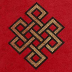 Tibetan (or endless) knot