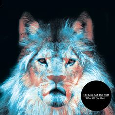 Wolf and Lion CD Cover.
