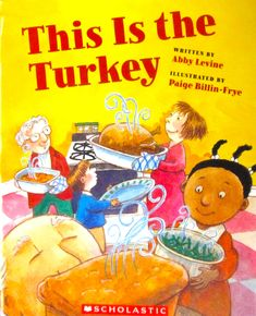 The Best Thanksgiving Books for Kids