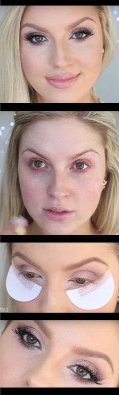 Wedding Makeup Ideas for Brides - Wedding Makeup Tutorial Natural Glamorous Bridal Makeup - Romantic make up ideas for the wedding - Natural and Airbrush techniques that look great with blue, green and brown eyes - rusti evening glow looks - https://www.thegoddess.com/wedding-makeup-for-brides