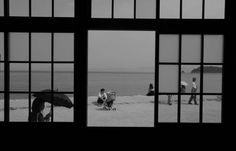 Shoji Ueda Looking Out The Window, Through The Looking Glass, Japanese Photography, Film Stills, Photomontage, Cinematography, Beautiful World, Old Photos, Street Photography