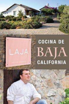 Laja Cocina de Baja is an amazing Farm-to-Table restaurant in Mexico