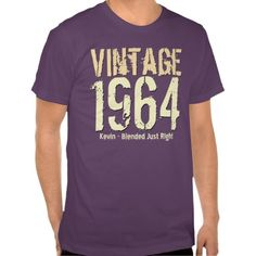 =>>Cheap          50th Birthday Gift Best 1964 Vintage Blend V13 Shirts           50th Birthday Gift Best 1964 Vintage Blend V13 Shirts we are given they also recommend where is the best to buyThis Deals          50th Birthday Gift Best 1964 Vintage Blend V13 Shirts lowest price Fast Shippi...Cleck See More >>> http://www.zazzle.com/50th_birthday_gift_best_1964_vintage_blend_v13_tshirt-235977351407095113?rf=238627982471231924&zbar=1&tc=terrest