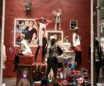 H&M navideño