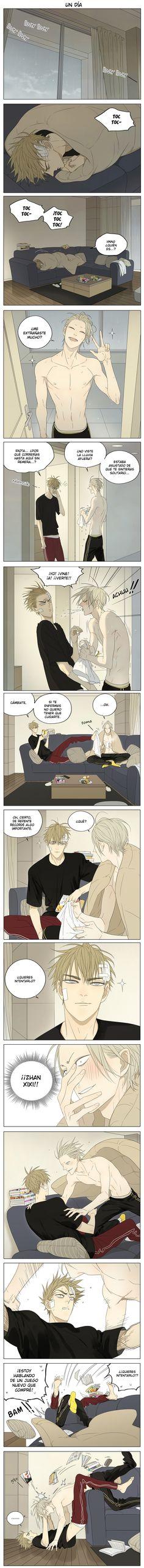 19 Days Capítulo 10 página 1 (Cargar imágenes: 10) - Leer Manga en Español gratis en NineManga.com