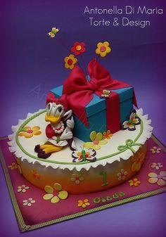 Paperina 2 by antonella di maria torte & design, via Flickr