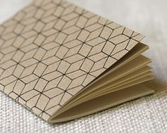 Jotter, Pocket Notebook, Mini Journal - Moving Boxes