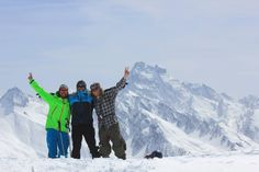 Todorech un groupe d'amis, dont je fais parti, qui aiment skier ensemble et partager de bons moment en montagne... Todorech, a group of friends following their passion of traveling and skiing. Sharing time and experience toward a same hobby.