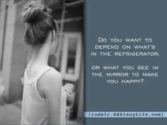 """this girl is too skinny, but this is so true and so sad""""/ No one should live their life like this!"""