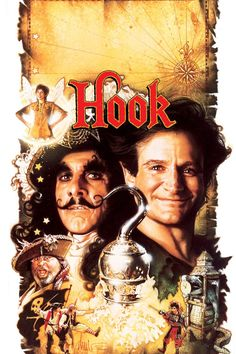 Hook Movie | Hook (Official Movie Poster)