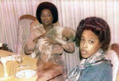 Oprah & Gayle, back in the day...
