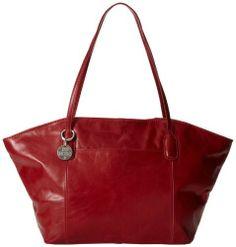 HOBO Patti VI-35484 Shoulder Bag,Crimson,One Size