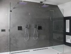 Beton stucwerk badkamer