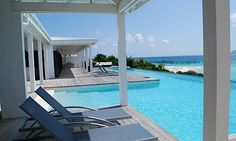 On the friendly island of Anguilla, with a fantastic view on the island of St Martin, Shutters On The Beach incorporates all the aspects of classic French Indies architecture.