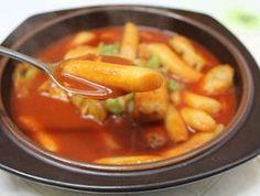 Love this kind of ddukbolgi Korean Street Food, Korean Food, K Food, Food Porn, Easy Cooking, Cooking Recipes, Asian Recipes, Healthy Recipes, Asian Foods