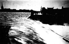 """North Sea flood of 1953 - The 1953 North Sea flood (Dutch, Watersnoodramp, literally """"flood disaster"""") was a major flood caused by a heavy storm, that occurred on the night of Saturday 31 January 1953 and morning of 1 February... - 1953 Nortsea Fllood Disaster in the Netherlands"""