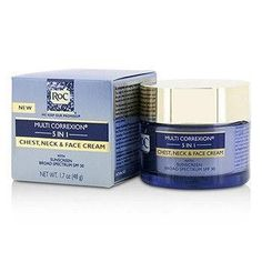 Multi Correxion 5 in 1 Chest, Neck & Face Cream With Sunscreen Broad Spectrum SPF30 - 50ml-1.7oz