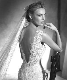 Wedding Dress Pronovias 2016 Atelier INGRID_D