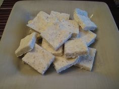 Toasted Coconut Candy