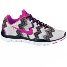Nike Free TR Fit 3 Women's Printed Cross Training Shoes picture 1
