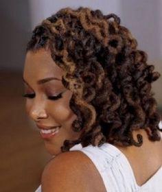 styling dreadlocks for women   Beautiful dreadlocks for African American women