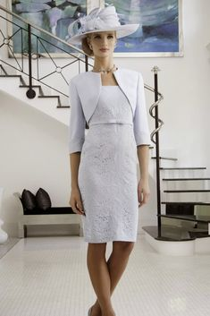 is916 Pastel Blue - Ispirato - Mother of the Bride