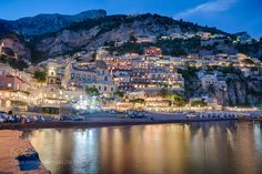 "Evening in Positano Go to http://iBoatCity.com and use code PINTEREST for free shipping on your first order! (Lower 48 USA Only). Sign up for our email newsletter to get your free guide: ""Boat Buyer's Guide for Beginners."""