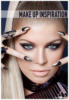 Tudo Make! - {Inspiração de maquiagem} Fergie para Wet N Wild!, MAKEUP, MAKE UP