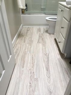 TrafficMASTER Allure 6 in. x 36 in. Alpine Elm Luxury Vinyl Plank Flooring (24 sq. ft. / Case) 63275.0 at The Home Depot - Mobile