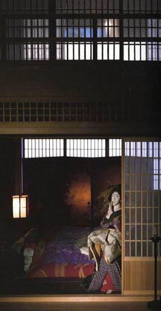 Japanese History, Japanese Modern, Japanese Art, Japanese Bedroom, Horror Tale, Japanese Horror, Traditional Kimono, Female Art, Art Boards