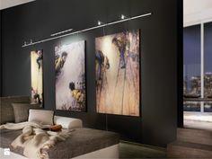 Galeria oświetleniowa ULine - Salon - Styl Industrialny - Lampix.pl