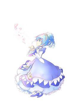 Rein <3.    anime: Công chúa sinh đôi
