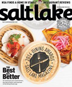 2014 Dining Awards Winners | Salt Lake Magazine Best Restaurant Northern Utah winner!