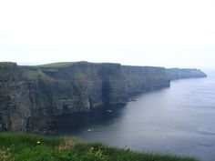 Ireland-Cliffs of Moher!!! I miss Ireland!