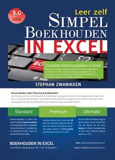 Leer zelf Simpel Boekhouden in Excel