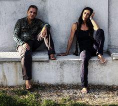 La nuova coppia della musica d'autore italiana è calabrese. Mimmo Crudo (Parto delle Nuvole Pesanti) e LadyU ricominciano da OndAnomala...