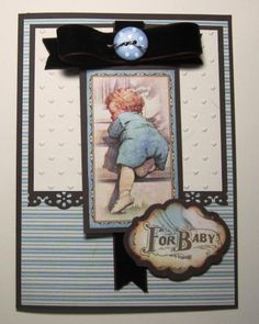 Little Boy Blue by Dakotajo - Cards and Paper Crafts at Splitcoaststampers