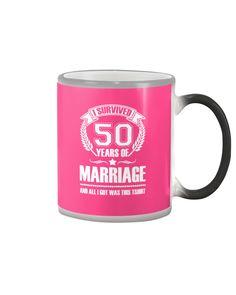 50th Wedding Anniversary Gifts Couples T-Shirt - Cyber Pink counrty weddings, islander wedding ideas, simplistic wedding #weddingphotography #weddinginspiration #weddingplanner, back to school, aesthetic wallpaper, y2k fashion